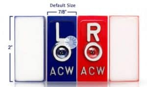 Ce4rt Customized X Ray Markers For Radiologic Technologists