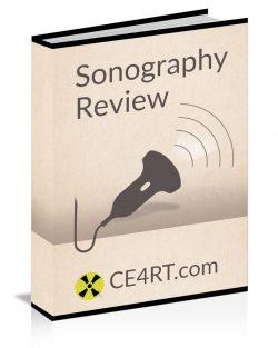 Sonography CE Credits