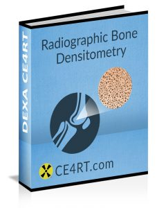 Bone Densitometry and DXA CE Credits